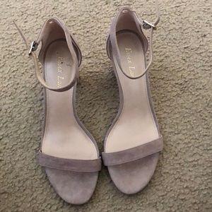 Essex lane heels